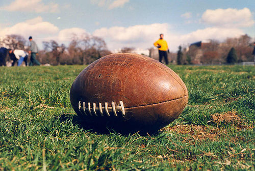 What can your small business learn from the NFL?
