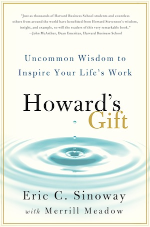 Howard's Gift by Eric Sinoway