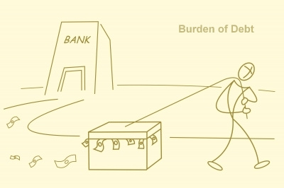 Burden of Debt