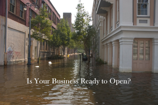 Is Your Business Ready to Open After Hurricane Sandy?