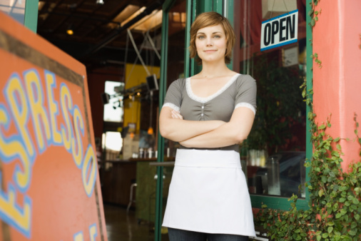 Does your new small business have an HR department?